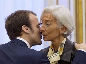 Lagarde Et Meregnani : contrairement macron christine lagarde pense que les ~ Premium-room.com Idées de Décoration