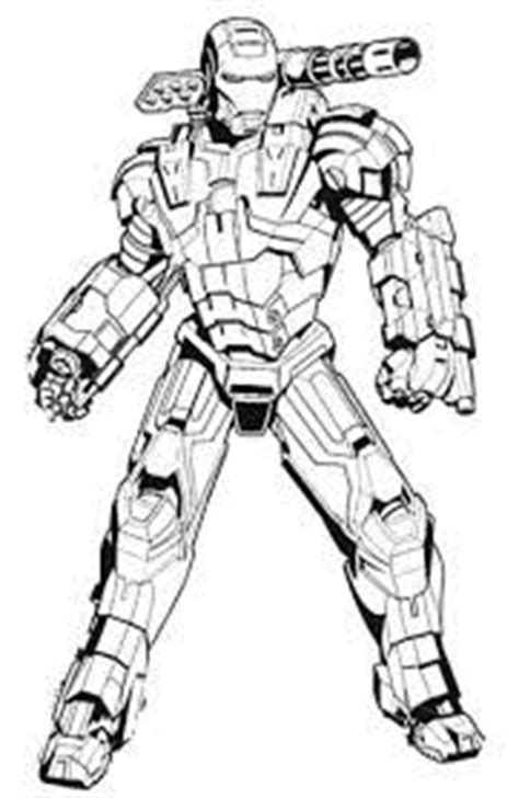 ironman images superhero coloring pages