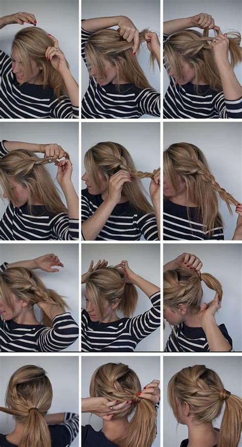 daily haircut 187 187 step by step easy selfmade hairstyles