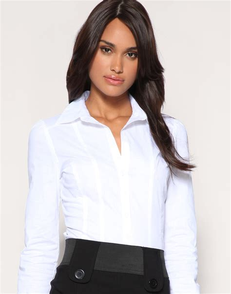 fitted blouses womens white fitted blouse chevron blouse