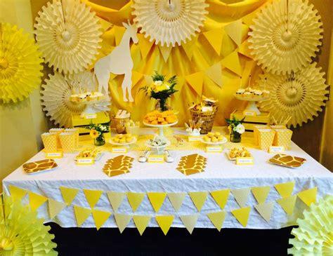 baby shower jirafas organiza tu fiesta