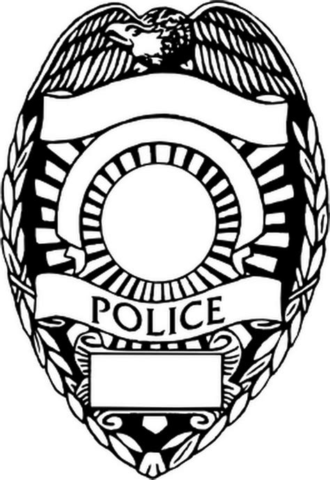 badge coloring page badge coloring pages
