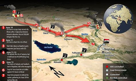 War News Updates Iraq Civil War  News Updates June 13, 2014