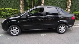 Ford Fiesta Sedan 1 6  Flex  2008  2008
