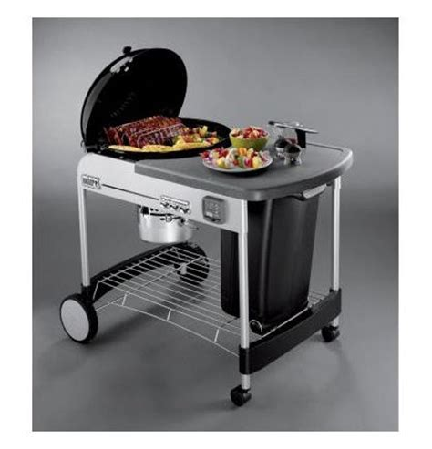 barbecue charbon weber performer premium barbecue webdistrib ventes pas cher