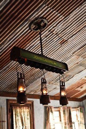Repurposed lighting.   Salvage Inspiration   Pinterest