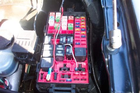 wiring diagram  hood fuse box  efan