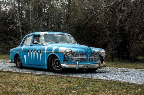 Volvo Rod by Volvo 122 S Rat Rod Patina Rod For Sale Photos