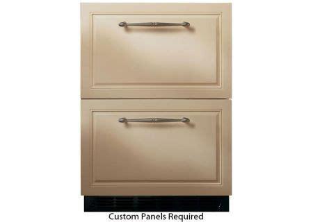 ge monogram  double drawer refrigerator zidihii