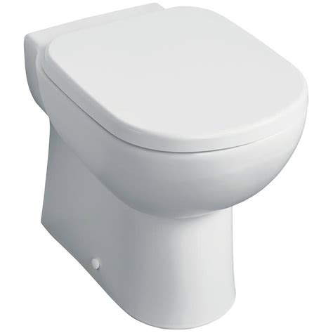 wc ideal standard ideal standard tempo back to wall wc suite 520mm