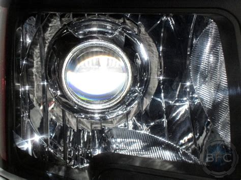 2009 2014 ford f150 raptor complete hid led projector