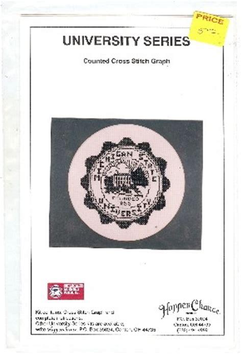 happenchance university series michigan state cross