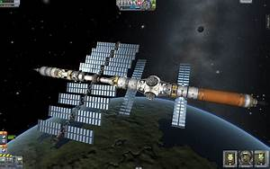 First Attempt at a Space Station - Ideas Needed ...