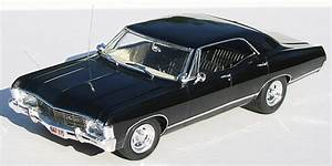 Supernatural '67 Impala - THE CAVE Board