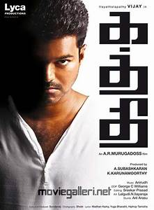 Picture 723724 | Vijay's Kathi Movie First Look Poster ...