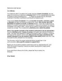 exle of letter of recommendation exle of reference letter crna cover letter 29761