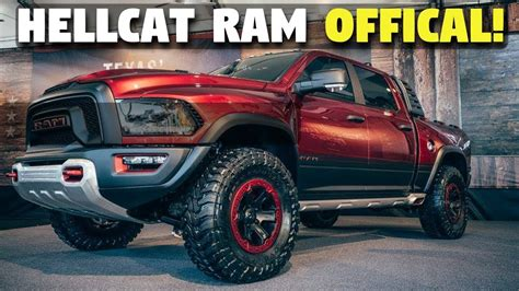 Dodge Hellcat Truck by 2020 Dodge Hellcat Truck Cars Review Cars Review