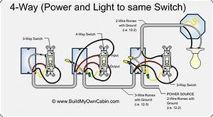 Need Help With 4-way Switch Wiring And Neutral