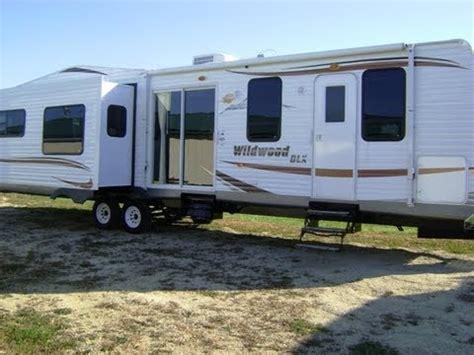 Wildwood Dlx 372reds 1 Bedroom Park Model Travel Trailer