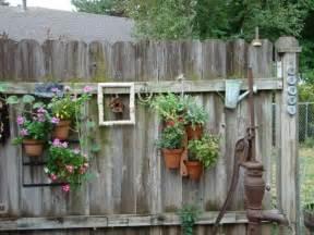 backyard fence decorating ideas fence ideas