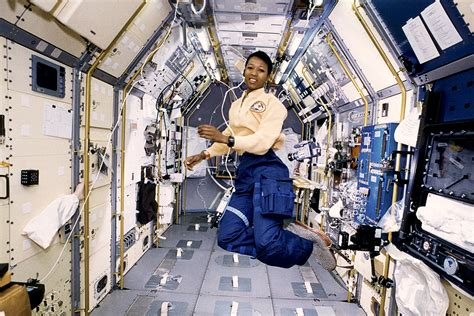 First Africanamerican Woman In Space To Launch