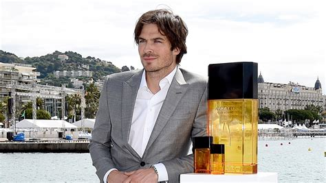 Ian Somerhalder Suits Up For Solo Cannes Appearance 2019