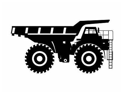 Haul Truck Medium Icons Trucks 784b Caterpillar