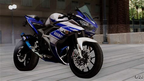 Vario 150 4k Wallpapers by Yamaha Yzf R 25 Gp Edition 2014 Para Gta San Andreas