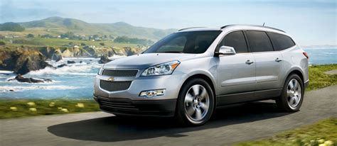 2011 Chevrolet Traverse (chevy) Picturesphotos Gallery