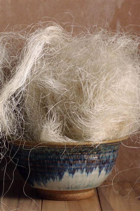 natural sisal fiber shred  floral supplies