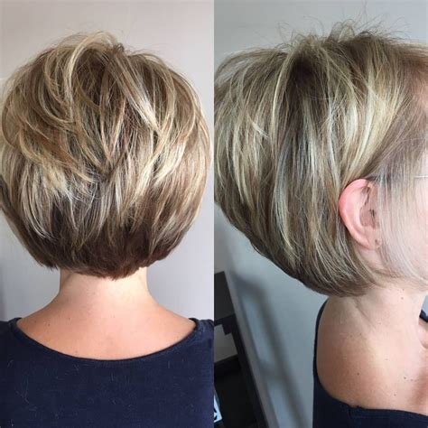 Back Pics Of Hairstyles by 40 Most Flattering Bob Hairstyles For Faces 2020