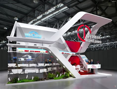 Lg 42 Stand by Exhibition Stand Exhibition Design Pinterest