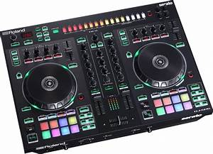 Roland's Serato DJ DJ-505 and DJ-202 controllers | DJWORX  Dj