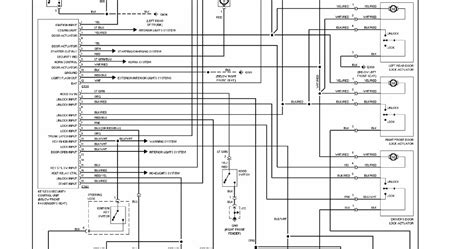 1997 Honda Accord Diagram by 1997 Honda Accord Anti Theft Circuit Se System Wiring