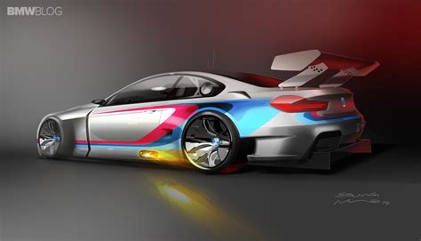 Bmw M6 Gt3 Coming To Motorsport In 2018