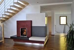 Wohnzimmer Modern Mit Ofen