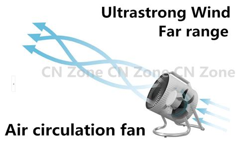 how to circulate air with fans air circulation fan ultrastrong wind free shipping