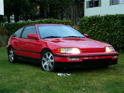 1991 Honda Civic Crx Pictures Cargurus