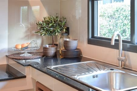 How Do You Measure A Kitchen Sink by How To Install An Undermount Sink In A Granite Countertop