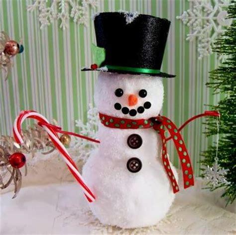 dollar store snowman allfreeholidaycraftscom