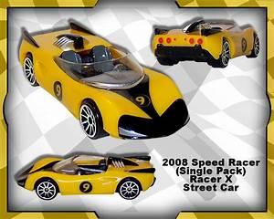 Image - 2008 Speed Racer (Single Pack) Racer X Street Car ...