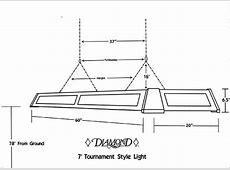Diamond Light 7' vs 9' AzBilliardscom