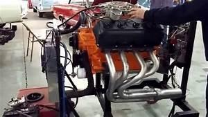 1969 Nascar 426 Hemi Engine No Miles