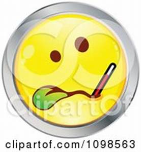 Royalty-Free (RF) Sick Smiley Clipart, Illustrations ...