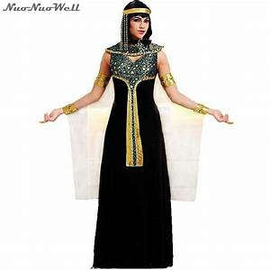 halloween costume sexy egyptian cleopatra costume ladies With robe cleopatre