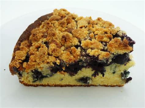 cuisine de gateau gâteau aux myrtilles en crumble d 39 amandes la tendresse
