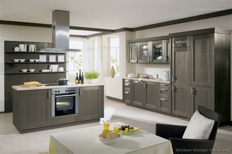 gray kitchen ideas pictures of kitchens modern gray kitchen cabinets