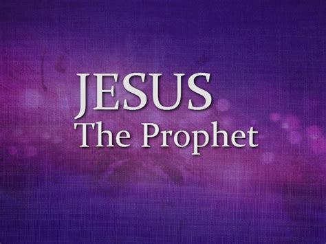 jesus prophet word life church
