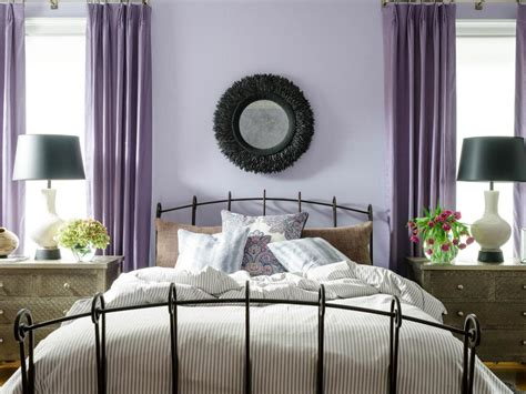 purple bedroom photos hgtv