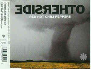 Red Hot Chili Peppers - Otherside (1999, CD) | Discogs